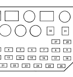 fuse box for 1992 toyota previa wiring diagram structure [ 1369 x 737 Pixel ]