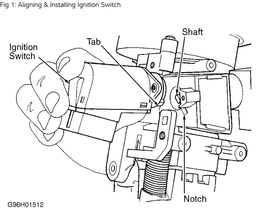 [How To Remove Ignition Switch From A 1989 Dodge Colt