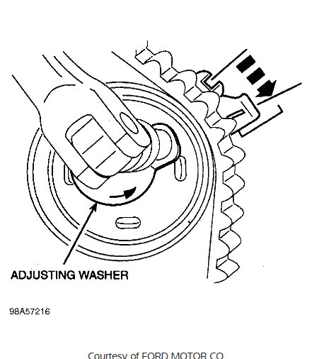 2000 Ford Contour Timing Issues?: by the Way This Is a Vin