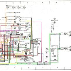 Chrysler Wiring Diagrams Schematics Genteq Motor Diagram Engine Wiring: I Need A Good Copy Of The For 1979 Cj5 ...