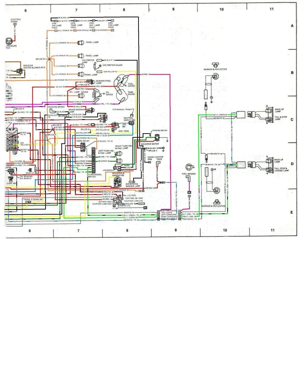 medium resolution of 86 cj7 wiring diagram wiring diagram cj7 wiring block diagram