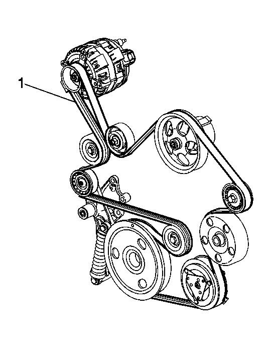[DIAGRAM] 2006 Chevy Impala Serpentine Belt Diagram V6