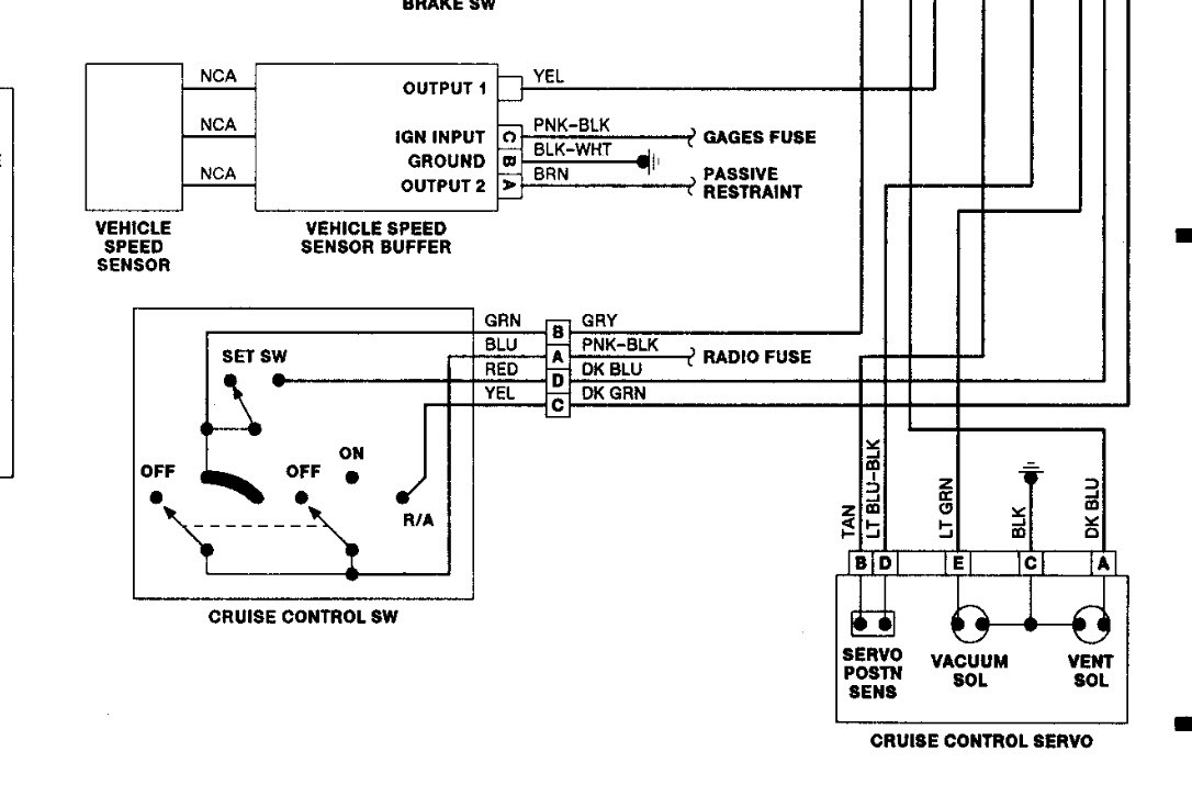 1990 chevy caprice wiring diagram