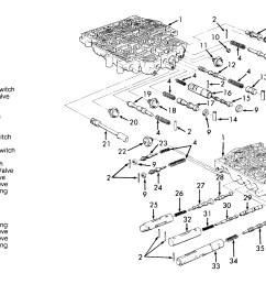 th350 valve body diagram [ 2124 x 1395 Pixel ]