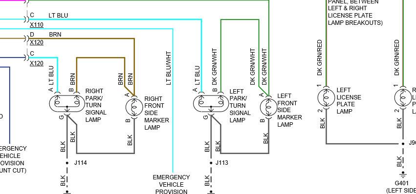 2003 Chevrolet Silverado Trailer Wiring Diagram - Best Wiring ...