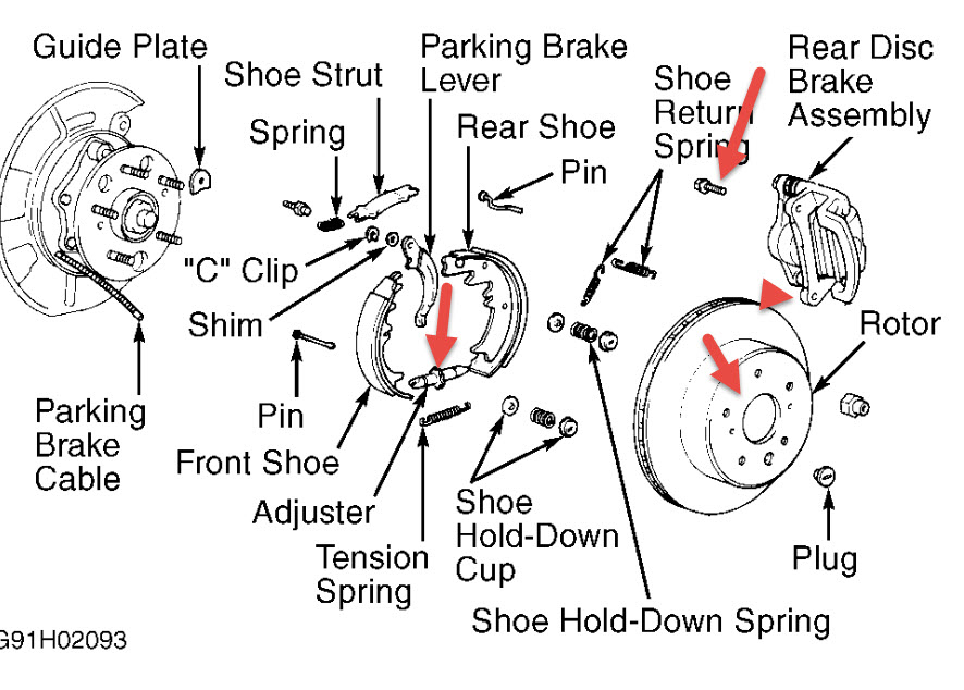 1990 Lexus LS 400 Rear Wheel Bearing Removal: I Cannot