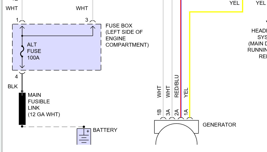 physical wiring diagram for 1995 toyota corolla   47