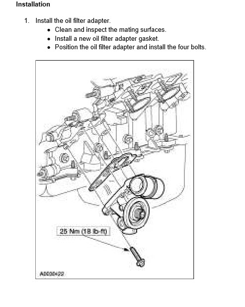 Oil Filter Adapter: How Do You Change Gasket on the Oil