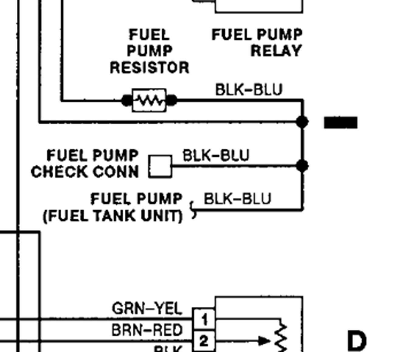 Gas Sending Unit Vdo