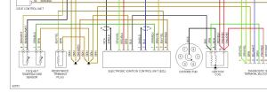 Need Wiring Diagram for Ignition Module to Match Colored