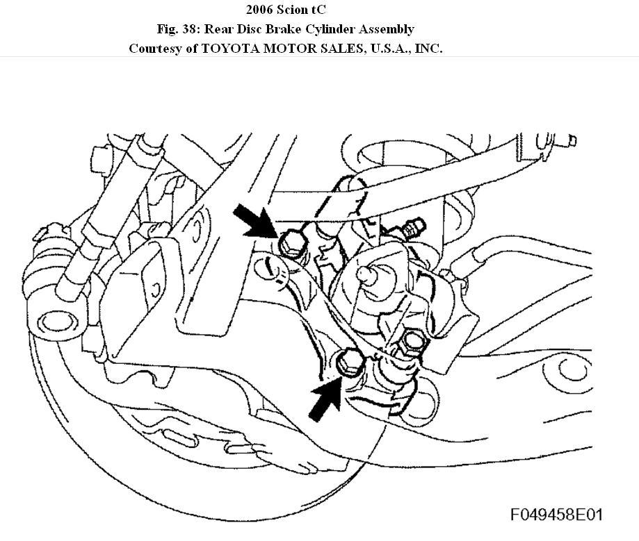 2006 Scion Tc Rear Wheel Bearing: How to Replece Rear