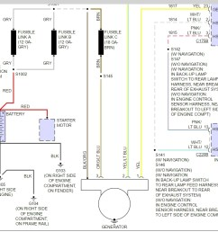 ford charging system diagrams wiring diagrams konsult 2002 ford taurus charging system wiring diagram [ 1030 x 844 Pixel ]
