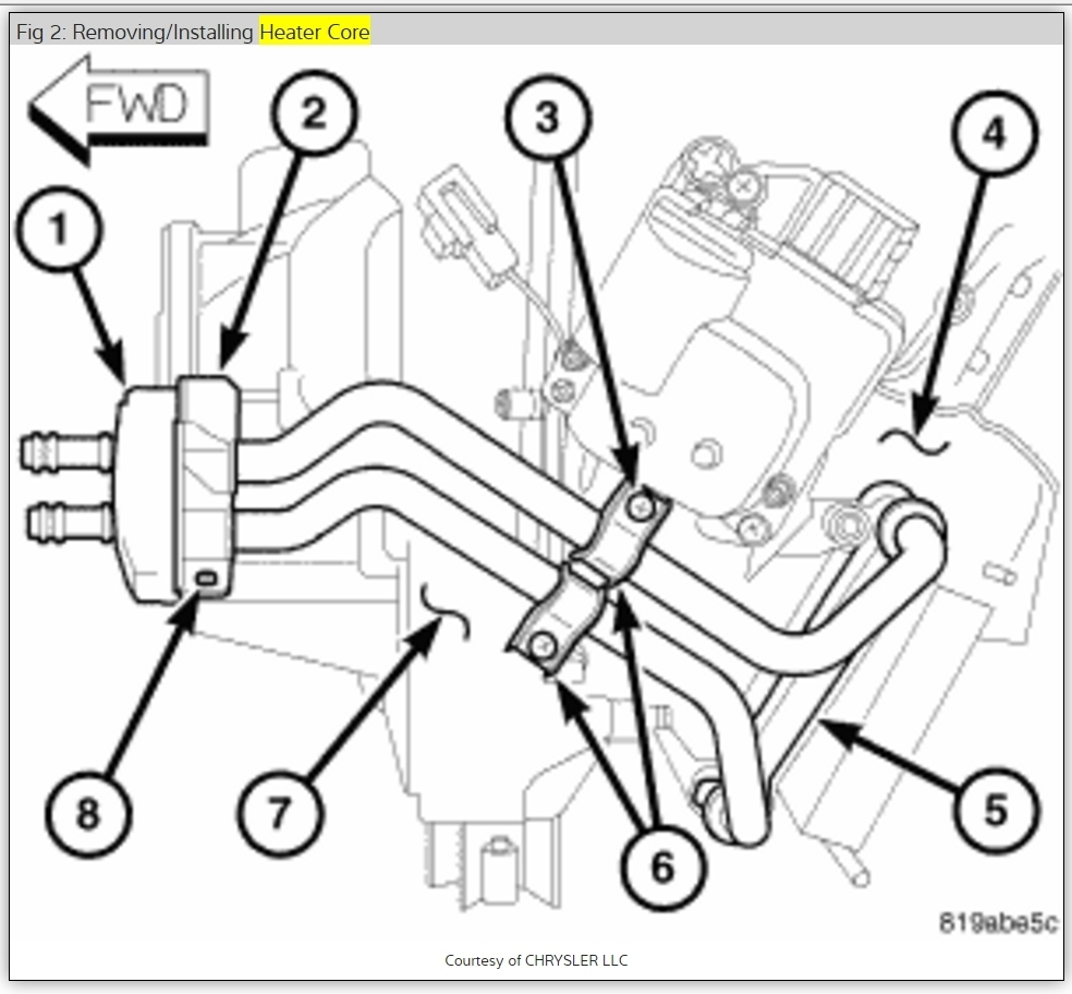 2008 Dodge Avenger Heater Diagram : 33 Wiring Diagram