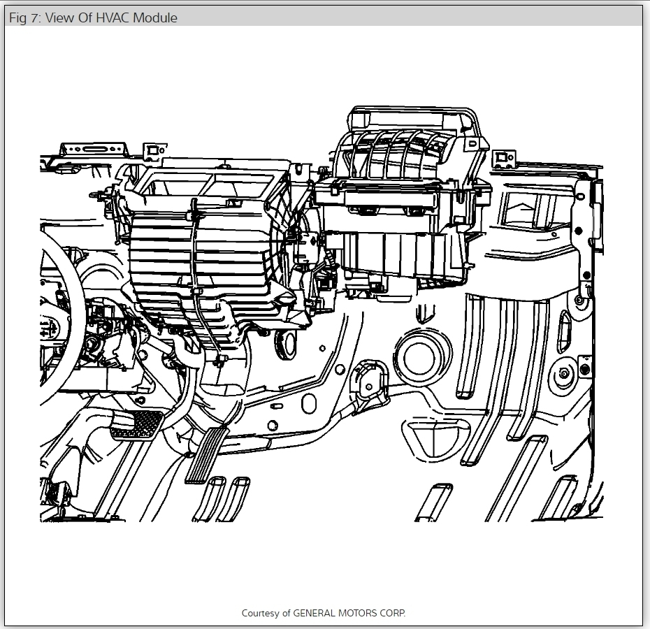 Service manual [How To Fix 2009 Pontiac Torrent Heater