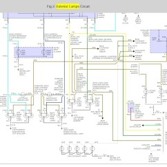 Brake Light Relay Wiring Diagram 2 4 Ohm Subwoofer Lights Always Stay On Truck Has Daylight Running But Thumb