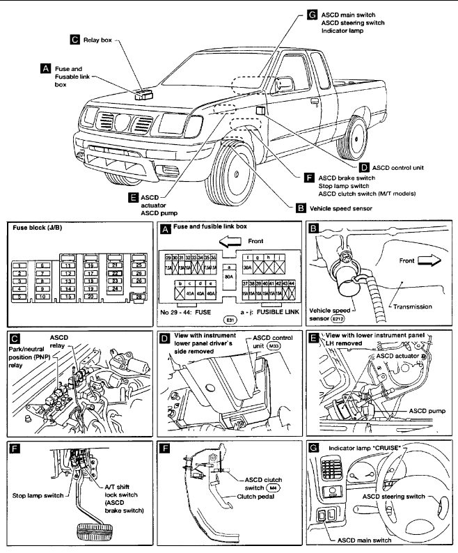 addition nissan frontier wiring diagram on wiring diagram for nissan