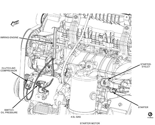 small resolution of 2014 chrysler town and country fuse diagram