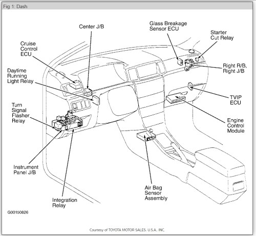 small resolution of fuse box location for 2009 toyota matrix 40 wiring 2010 pontiac vibe parts diagram pontiac oem parts diagram