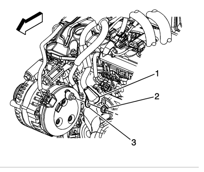2010 chevy traverse windshield washer fuse location