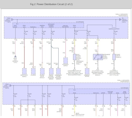 small resolution of pt cruiser fuse box diagram enlarge