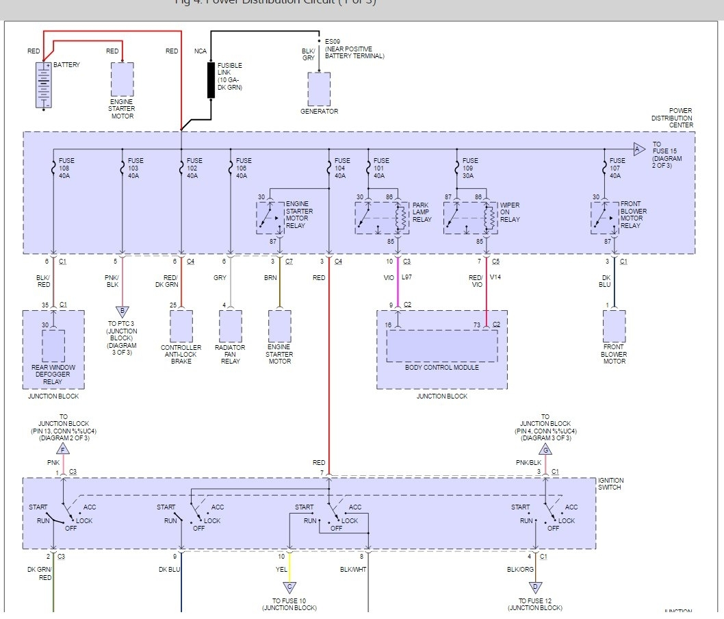 hight resolution of 1996 chrysler town and country fuse box location