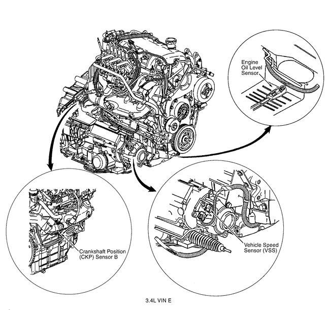 Where Is Crankshaft Position Sensor (CKP): I Took My Car