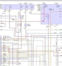 hyundai xg350 ac diagram auto electrical wiring u2022 rh focusnews co 2003 sonata diagrams 2008 elantra [ 1076 x 892 Pixel ]