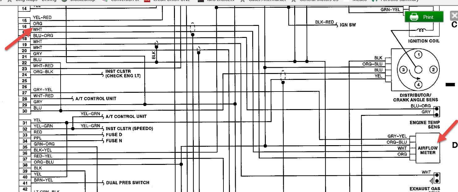 ka24de ecu wiring diagram