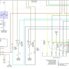 Electrical Light Wiring Diagram 2 Wire Submersible Well Pump Tail For 05 Chevy All Data Brake Lights Not Working Problem V8 Two Wheel Drive Truck