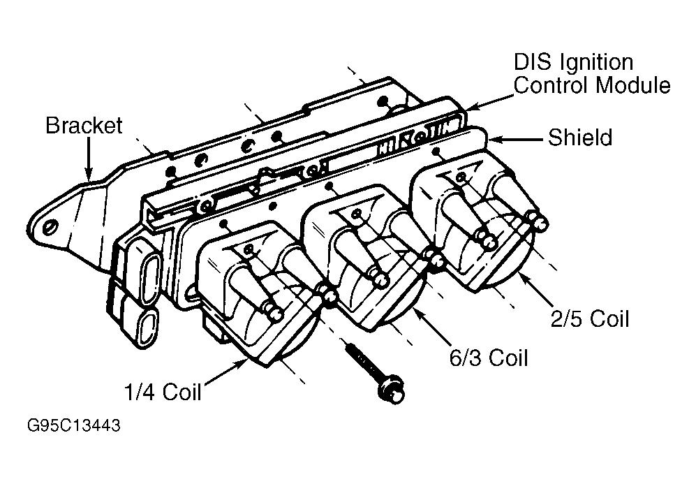 ohv engine diagram spark plugs front back