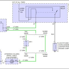 Wiring Diagram Of A Car Horn Golf Mk5 2010 Toyota Corolla Troubleshooting I Need Some