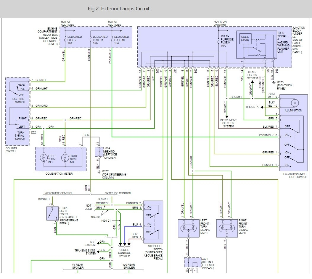 hight resolution of mitsubishi tail light wiring wiring diagram list 2003 mitsubishi lancer tail light wiring diagram