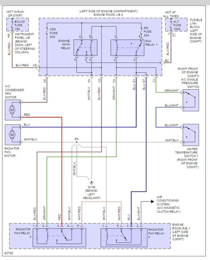 camry cooling fans wiring diagram  wiring diagram solid