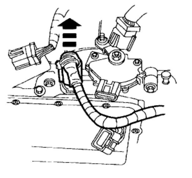 Remove the Transmission?: Transmission Problem 2001