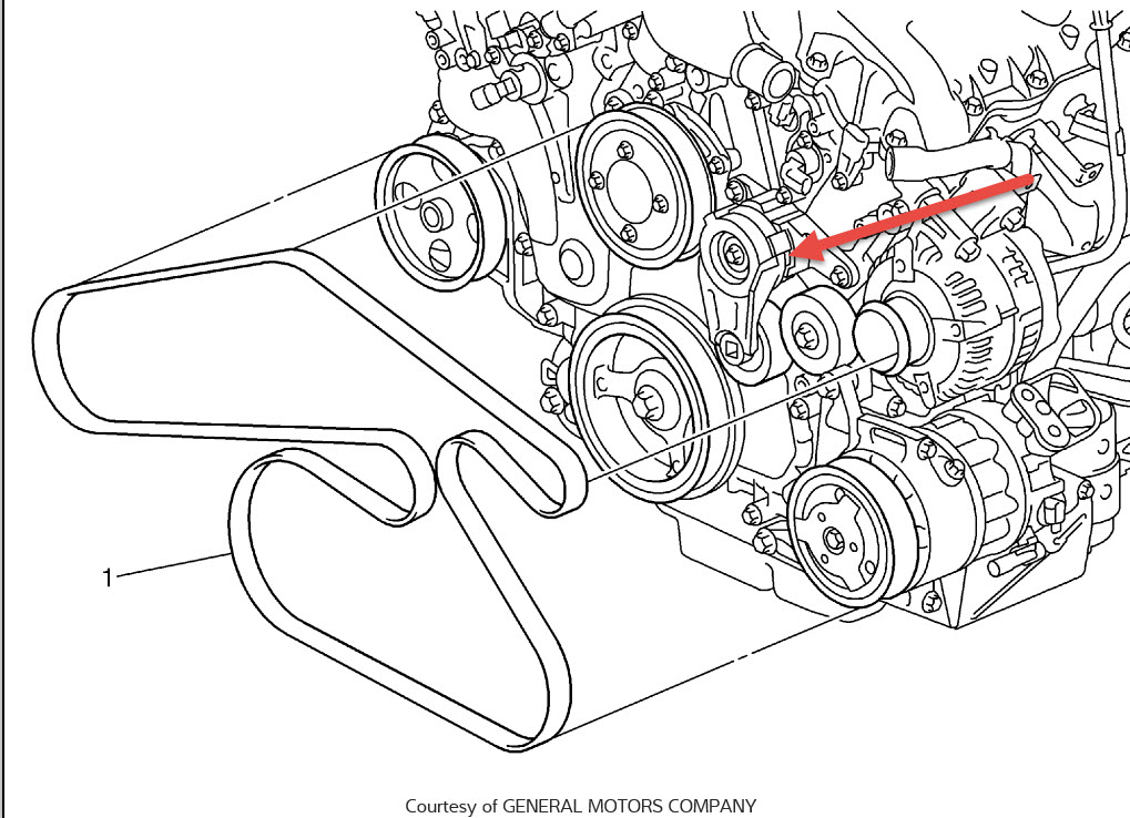 Serpentine Belt Diagram: I Need Diagram for Serpentine
