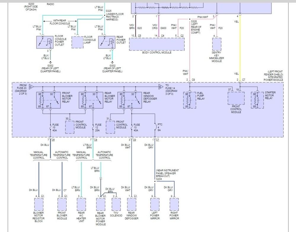 medium resolution of 2002 dodge caravan fuse box wiring diagrams schematics rh gadgetlocker co 2002 dodge caravan fuse box