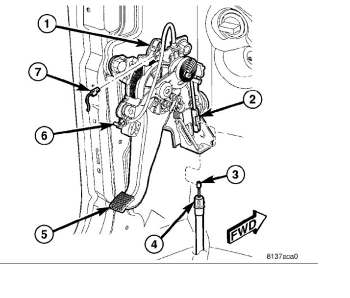 Service manual [How To Adjust Handbrake On A 2001 Chrysler
