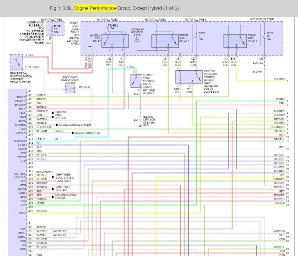 medium resolution of 2007 honda accord wiring diagram wiring diagram database 2007 honda accord stereo wiring diagram 2007 honda