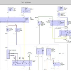 1996 Toyota 4runner Wiring Diagram 69 Firebird A C Relay Location I Need To Locate The Thumb