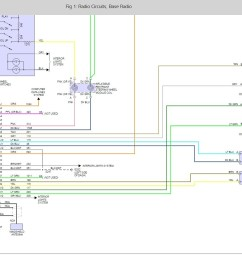 radio wiring diagram electrical problem 2000 chevy venture 6 cyl 1995 chevrolet blazer wiring diagram 2000 chevrolet venture wiring diagram [ 1066 x 928 Pixel ]