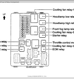 ac relay location air conditioning problem 4 cyl front wheel [ 1184 x 886 Pixel ]