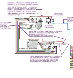 ignition issue been reading a post between the medic and page 2 thumb amc 258 distributor wiring diagram  [ 1480 x 1247 Pixel ]