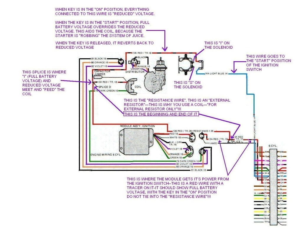 medium resolution of ignition issue been reading a post between the medic and page 2 thumb amc 258 distributor wiring diagram