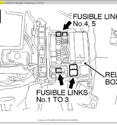 starter relay location 2004 mitsubishin endeavor when i try to rh 2carpros com mitsubishi engine diagram relay diagram 2000 mitsubishi eclipse [ 1086 x 888 Pixel ]