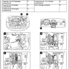 Diesel Engine Starter Diagram Msd 6al Wiring Gm Hei Relay Location 2004 Mitsubishin Endeavor When I Try To Thumb