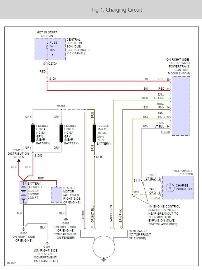 Lincoln Alternator Wiring Diagram