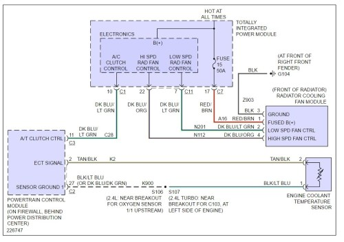 small resolution of pt cooling fan wiring harness wiring diagram meta pt cooling fan wiring harness