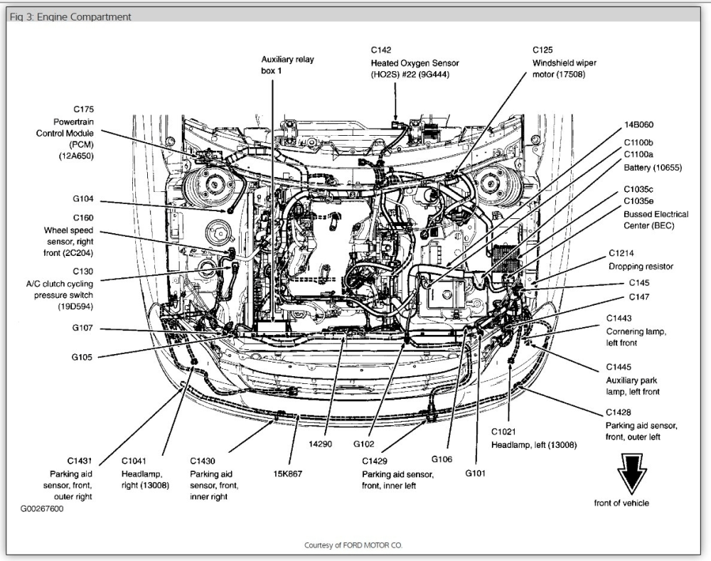 medium resolution of 2005 mercury mariner fuse box diagram