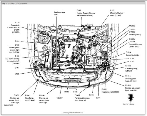 small resolution of 2005 mercury mariner fuse box diagram