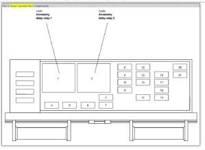 Fuse Box Diagram: Electrical Problem 2005 Ford Freestar 6